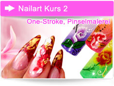 One-Stroke Kurs Nageldesign Bayern
